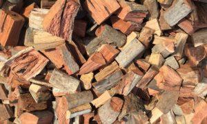 Arbator split and sell red gum firewood